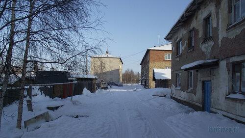 Фото города Инта №3754  Чернова 8, 13 и 15а 19.02.2013_12:52