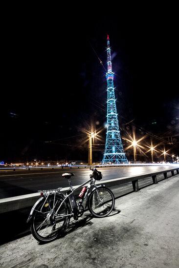 Электровелосипед Eltreco Turo Фото: © Павел «PaaLadin» Семёнов