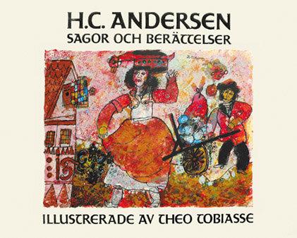 Théo Tobiasse, Andersen, Sagor Och Berattelser