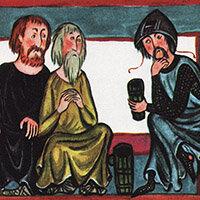 Irmhild und Hilmar Proft, Armer Ritter