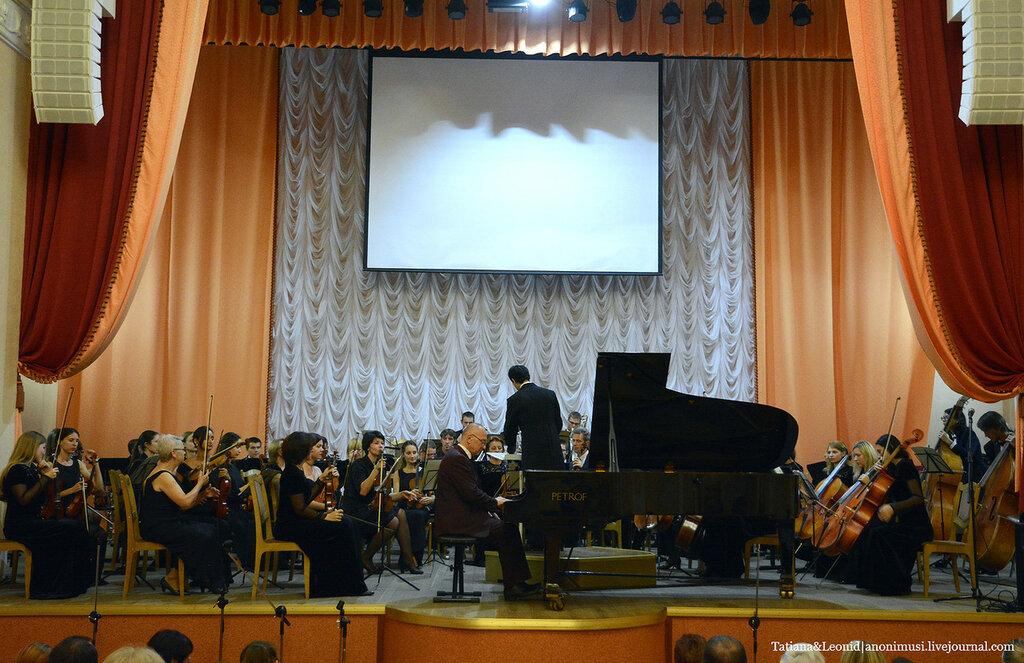 Мурад Ассуил и Игорь Оловников. Концерт.