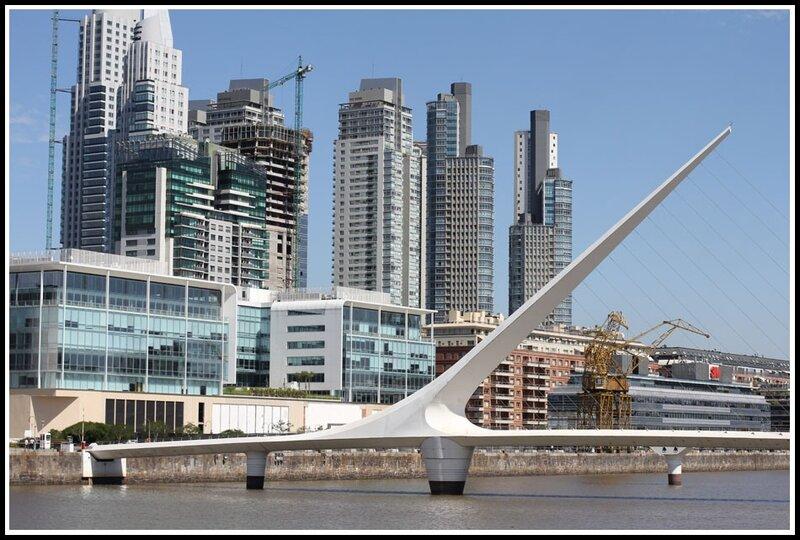 город Бэунос Айрес, столица Аргентины