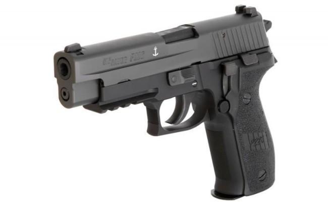 Его называют еще оружием для избранных. Второе место среди самых лучших пистолетов в мире он получае