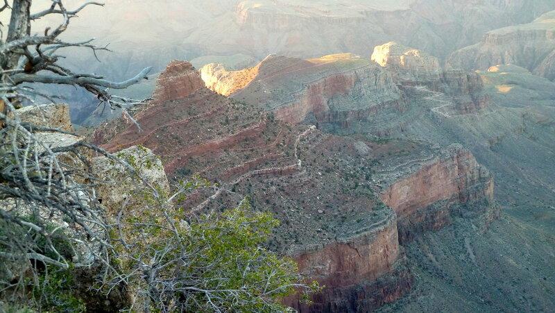 Grand Canyon - Большой Каньон в Аризоне