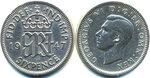 Англия,Великобритания, 6 пенсов, 1947 год.jpg