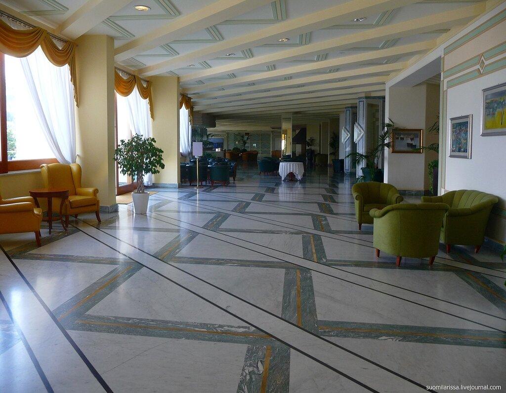 Сорренто. Отель.