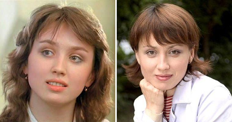 Актеры, которые начинали с гмнухи