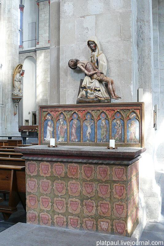 церковь св. Кунеберта
