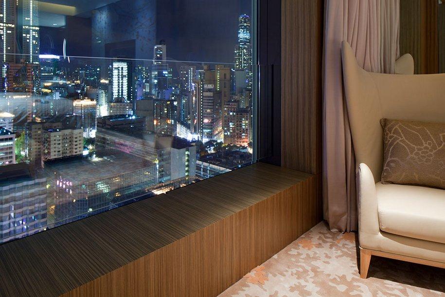 Отель ICON в Гонконге