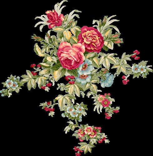 Розы рисованные картинки
