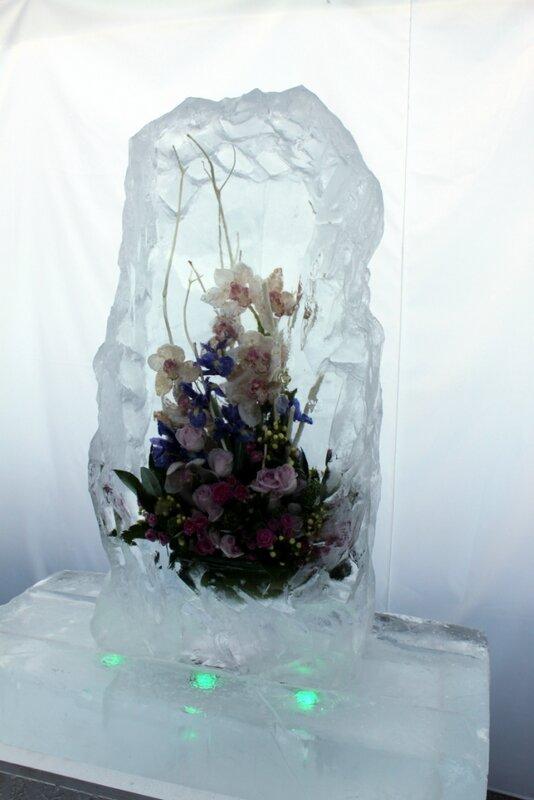 Зимняя выставка цветов в Киеве