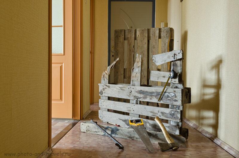 Фотография 2. В качестве фона для натюрморта можно использовать старый деревянный поддон для перевозки грузов. Снято на любительскую зеркалку Nikon D5100 KIT 18-55.