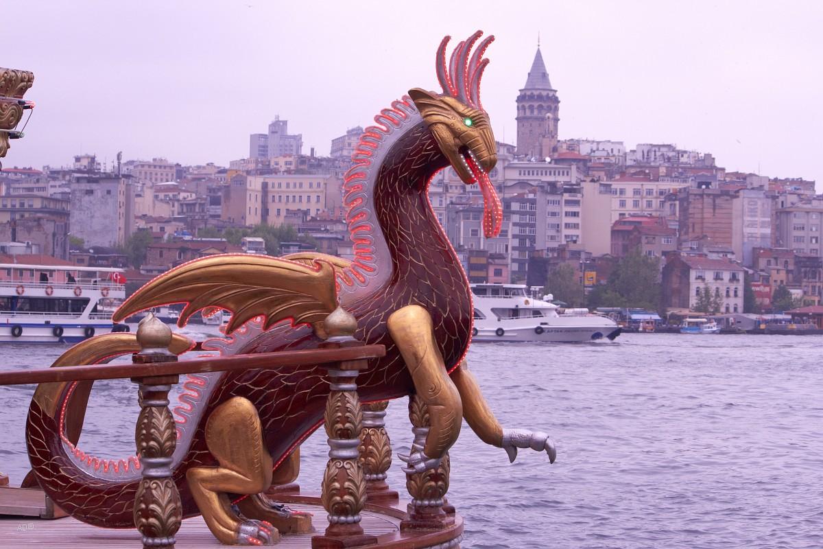 Стамбул 2015 - День четвертый