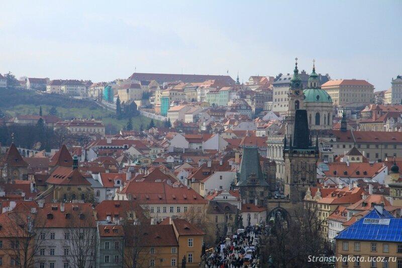 Прага, Староместская мостовая башня