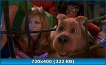 �����-�� 2: ������� �� ������� / Scooby-Doo 2: Monsters Unleashed (2004) BDRip 720p + HDRip