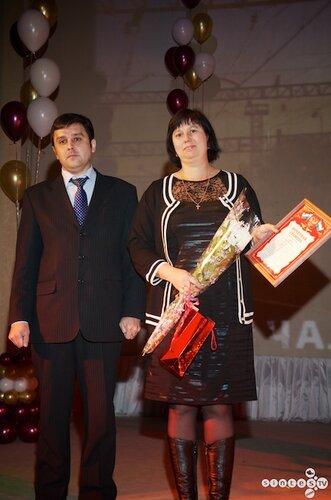 Юбилей ШЧ 10 Алтайская 18 января 2013фото видео студия SINTES.TV
