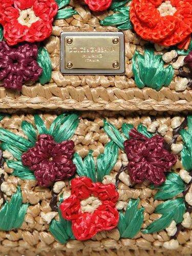 【引用】欣赏漂亮的钩针包包 - 秋林红叶 - 秋林红叶