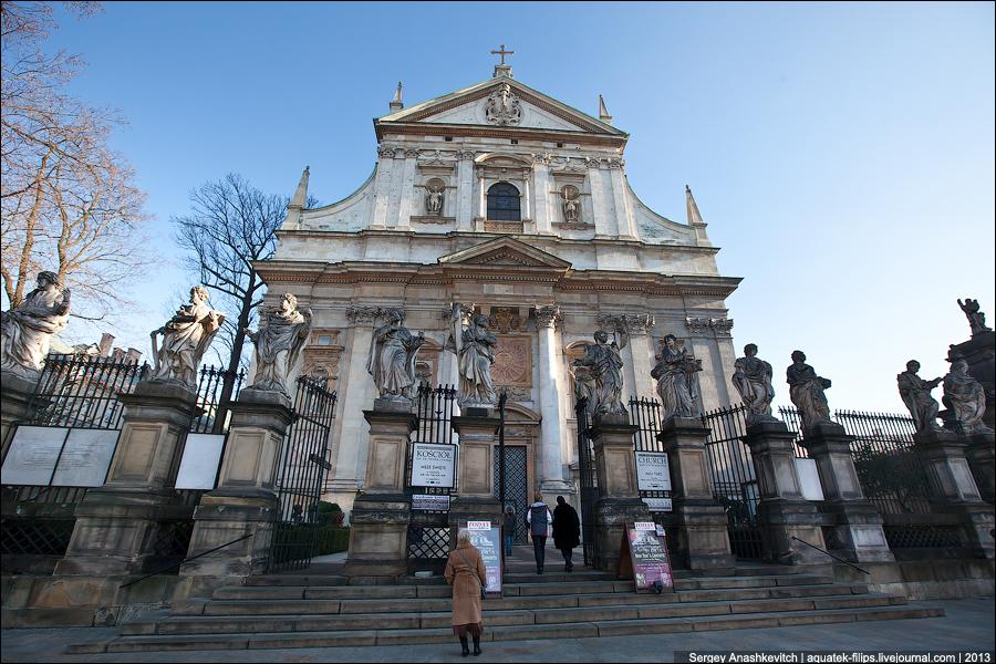 Краков католический