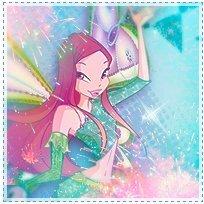 """Аватары Winx Club и аниме Vocaloid + флеш-игра """"Конфетный тест"""""""
