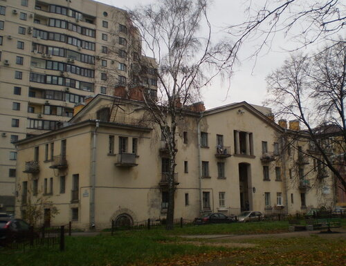 Шишмаревский пер. 3к2