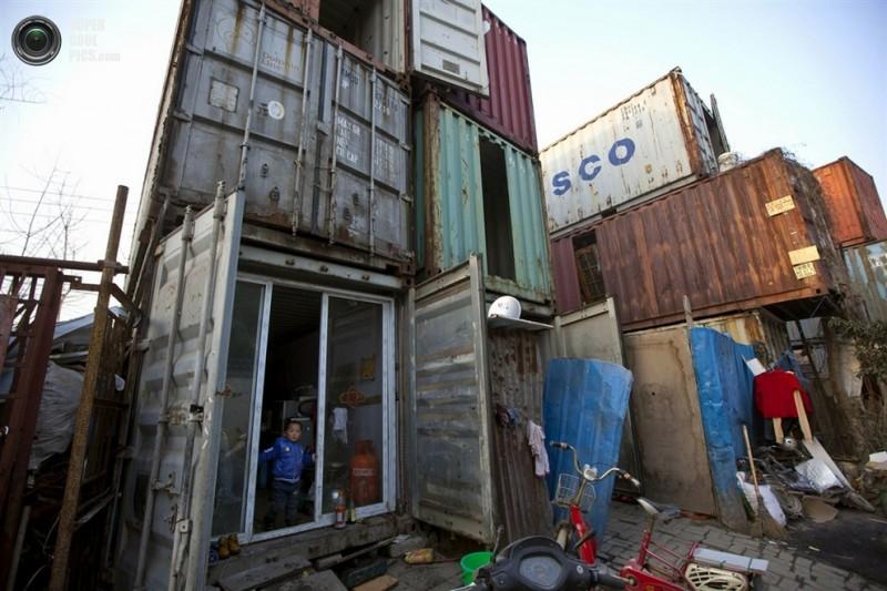 Доступное жильё по-китайски