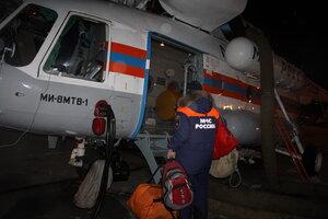 """Принимающие участие в поиске судна """"Восток"""" самолёты вернулись на базу"""