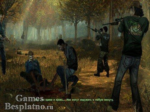 Ходячие мертвецы / The Walking Dead (1-5 + 400 Days)