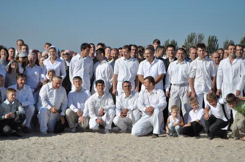 Крещение 2012г
