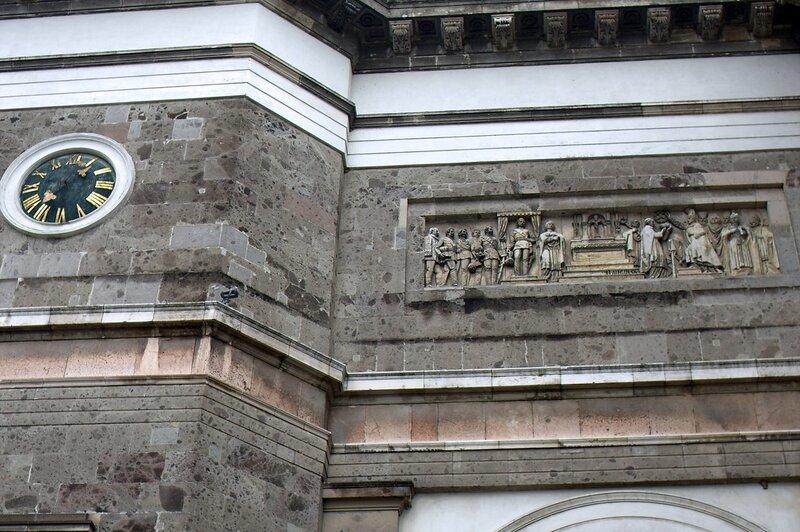 Базилика св. Адальберта, фрагмент