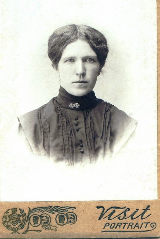 Супруга Петра Борисовича Перевозчикова Вера Дмитриевна, урожденная Голощапова