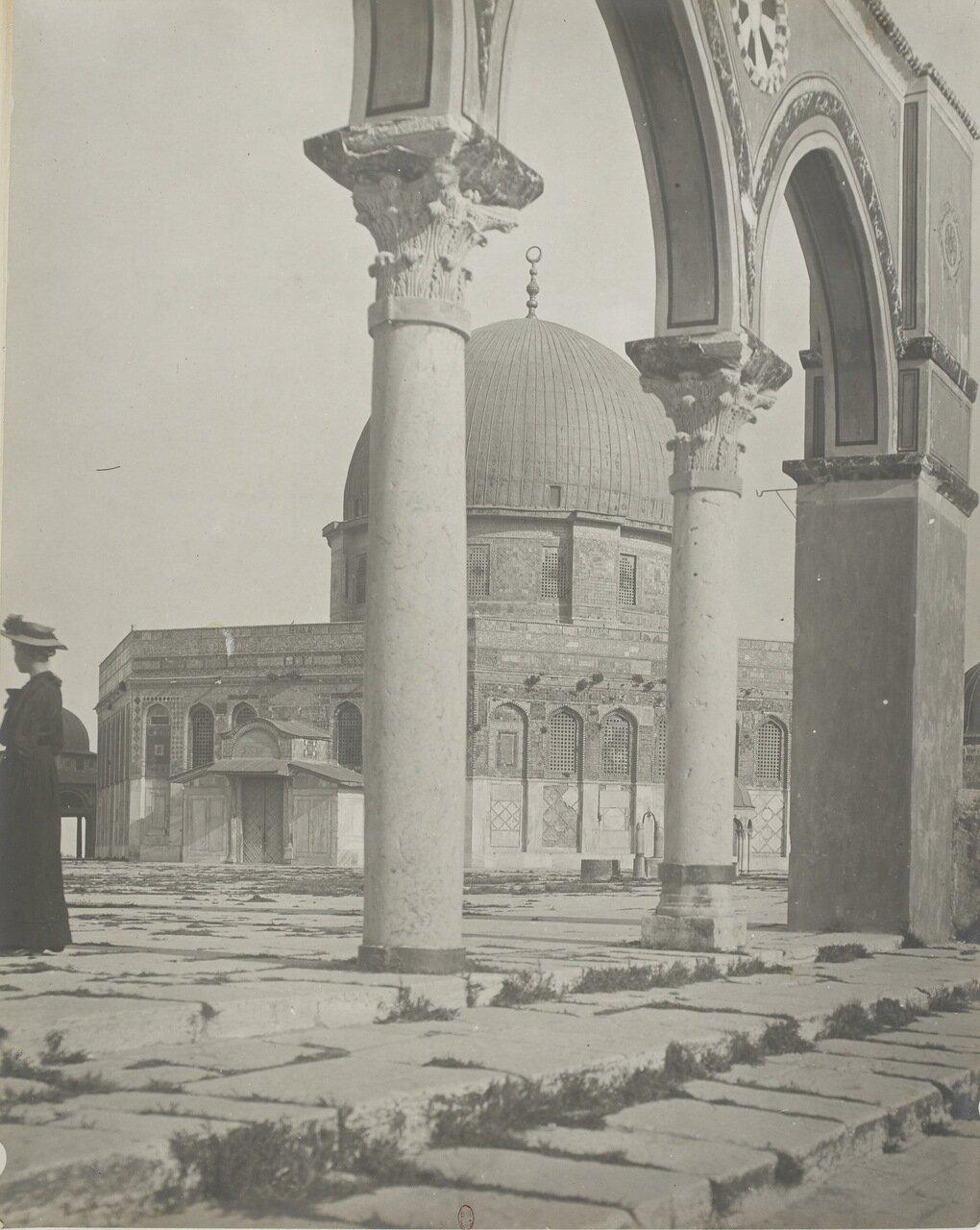 Палестина. Иерусалим. Купол Скалы