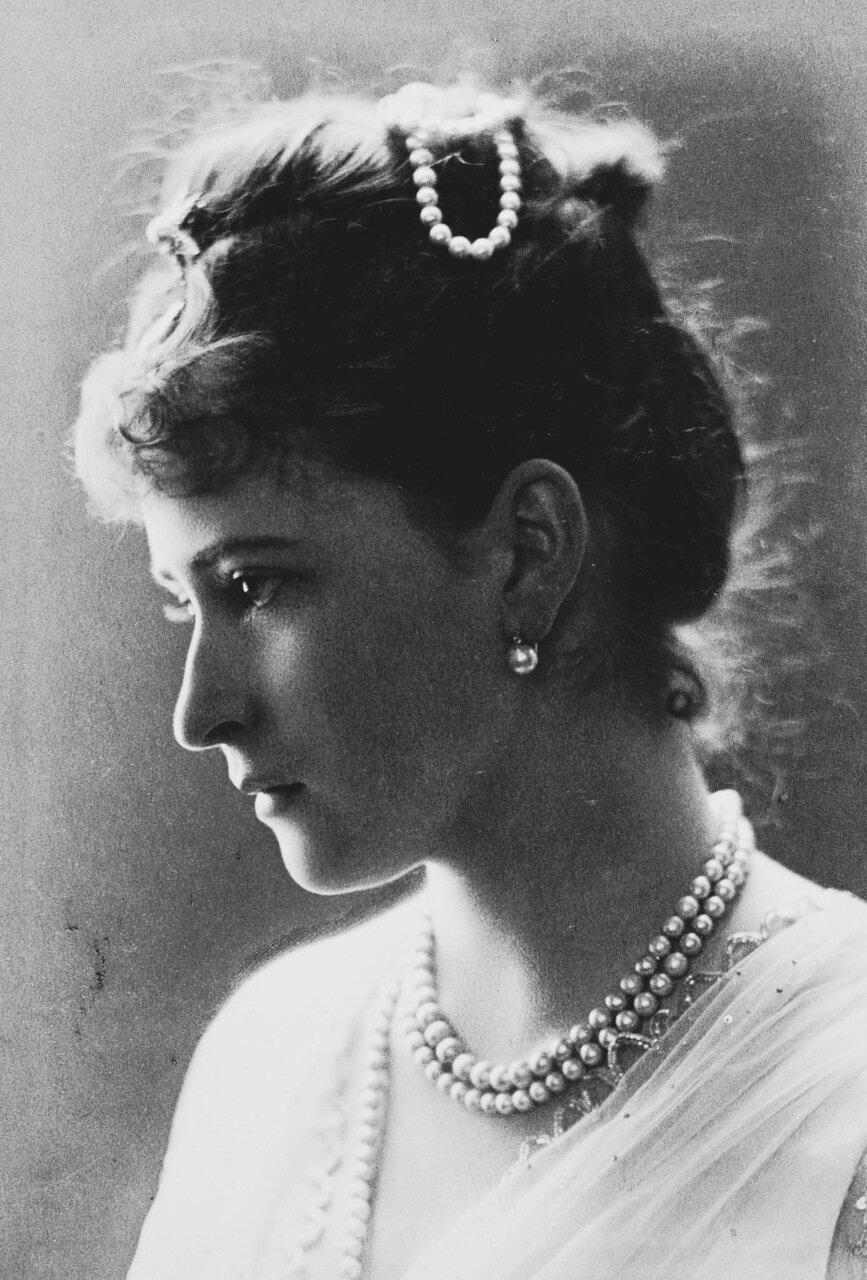 Великая княгиня Елизавета Федоровна, 1887 г.