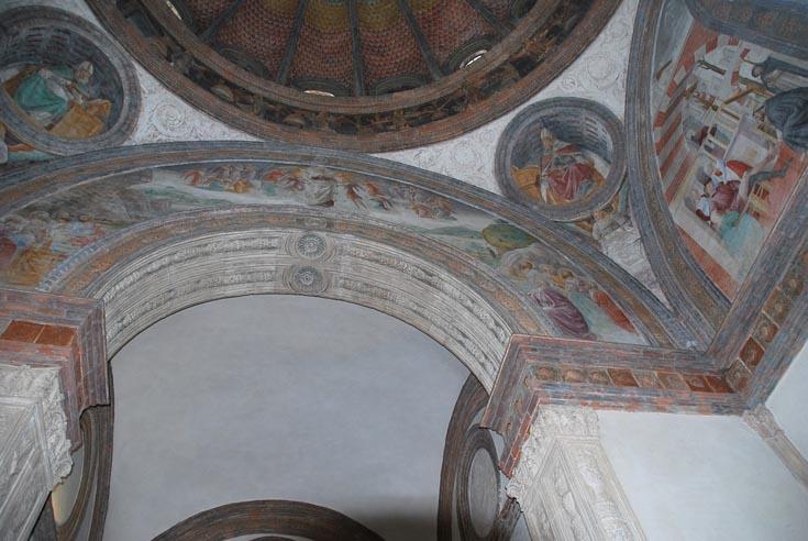 Церковь Сан Эустожио, Милан