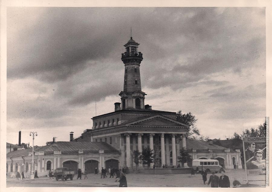 фотография Костромы 1965 год