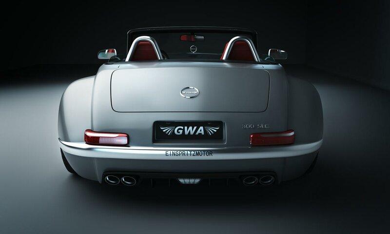 GWA 300 SLC 2013
