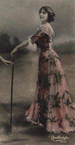 Платья Серебряного Века