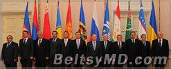 Молдова входит в зону свободной торговли со странами СНГ