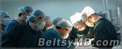 Успешная операция по пересадке печени в Молдове
