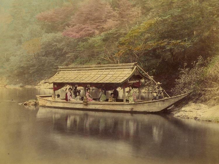 больше найдете картинки японской лодки этом разделе