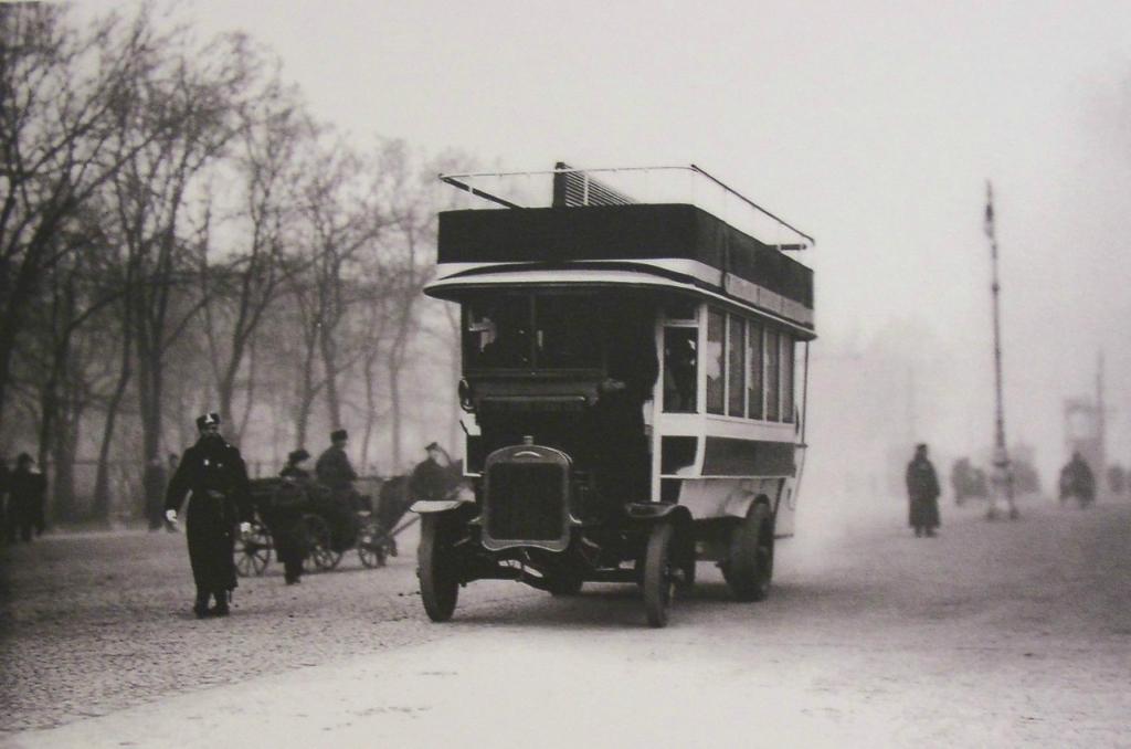 Транспорт Санкт-Петербурга начала 20 века