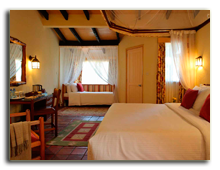 Кения. Озеро Накуру. Sarova Lion Hill Game Lodge. Standard-room