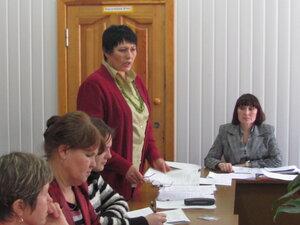 заседание Совета в Урмарах