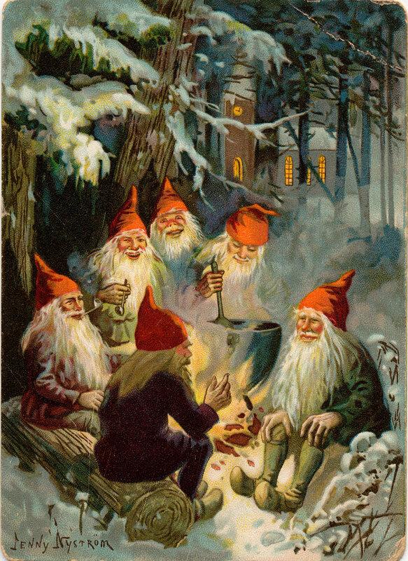 Картинки с рождеством финским, края