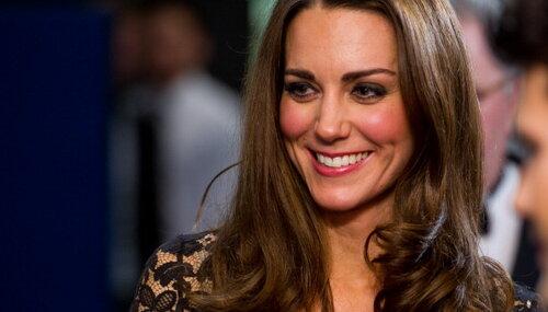 Герцогиню Кэтрин возвели в ранг красавицы года