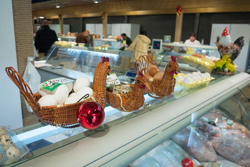 Продуктовый Петровский покупка: экологически чистые продукты