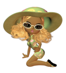 блондинка в  зелёной  шляпке.png
