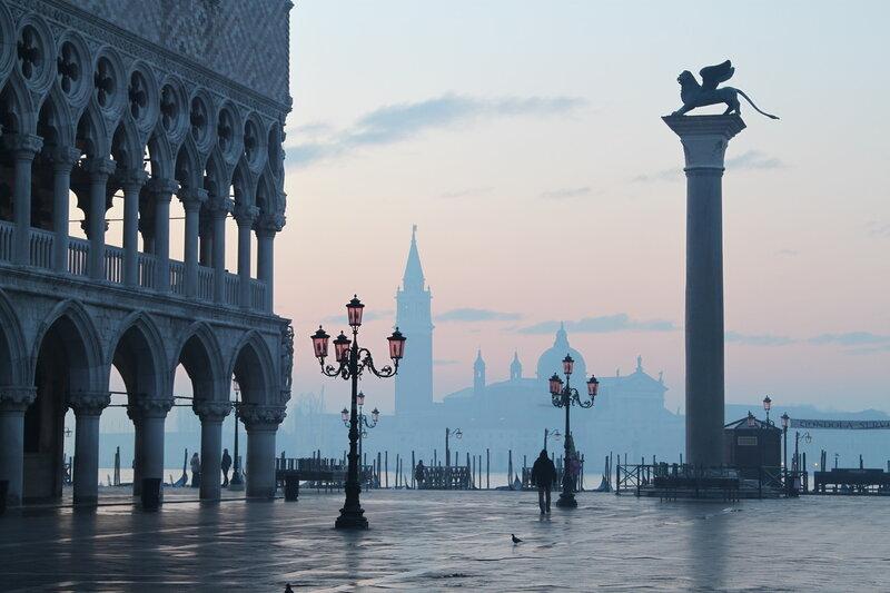 Утро Венеции