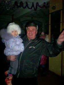 Новый год в Рябчинском ДК