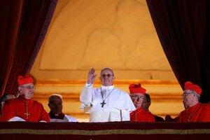 Выбрали нового Папу, а старый-то жив!