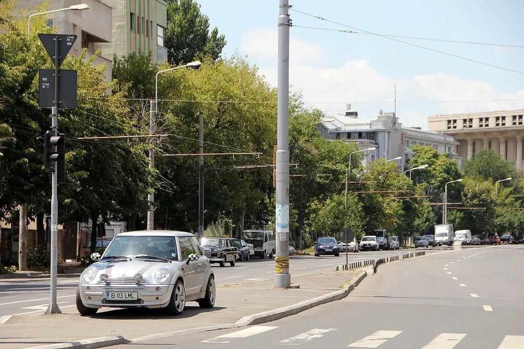 Румыния - це Европа. Бухарест